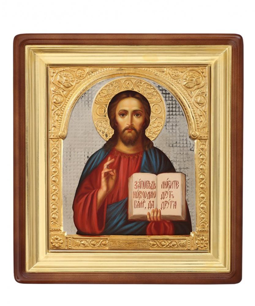 икона иисуса христа спасителя фото счет