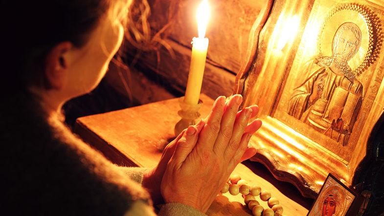 Как молиться без иконы